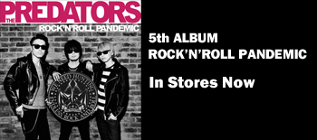 5th Album「ROCK'N'ROLL PANDEMIC」2015.8.26 Release